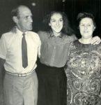 Adhémar Dion, Céline Dion, Thérèse Dion (Alfred Lanctot / Le Journal de Montreal)