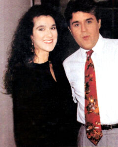 Céline Dion, Jay Leno