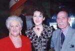Thérèse Dion, Céline Dion, Adhémar Dion (Source: Archives Le Journal de Montréal, Luc Laforce)