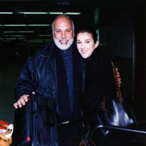 René Angélil, Céline Dion (Source: Jacques Bourdon / Le Journal de Montréal)