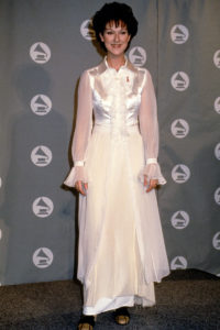 Celine Dion attends the 36th Annual Grammy Awards held at Radio City Music Hall circa 1994 in New York City. (Photo by Robin Platzer/IMAGES/Getty Images)