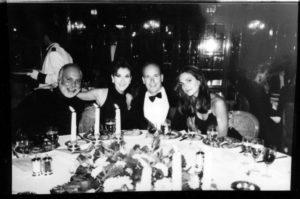 ené Angélil, Céline Dion, Albert II de Monaco (Source: Archives Le Journal de Montréal)