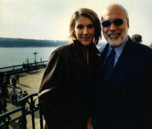 Céline Dion, René Angélil (Photo Camil Lesieur / Le Journal de Québec)