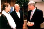Bill Clinton, René Angélil, Céline Dion