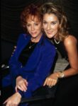 Reba McEntire, Céline Dion (Photo by The LIFE Picture Collection via Getty Images)