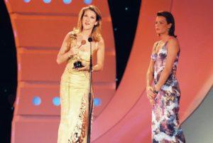 Céline Dion, Princesse Stéphanie de Monaco (© BESTIMAGE)