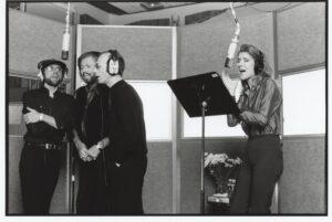 Céline Dion, The Bee Gees (Photo: Dimo Safari)