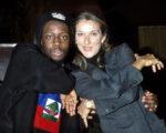 Wyclef Jean, Celine Dion (Photo by KMazur/WireImage)