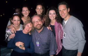 Gloria Estefan, Celine Dion, Mariah Carey, Carole King, Shania Twain