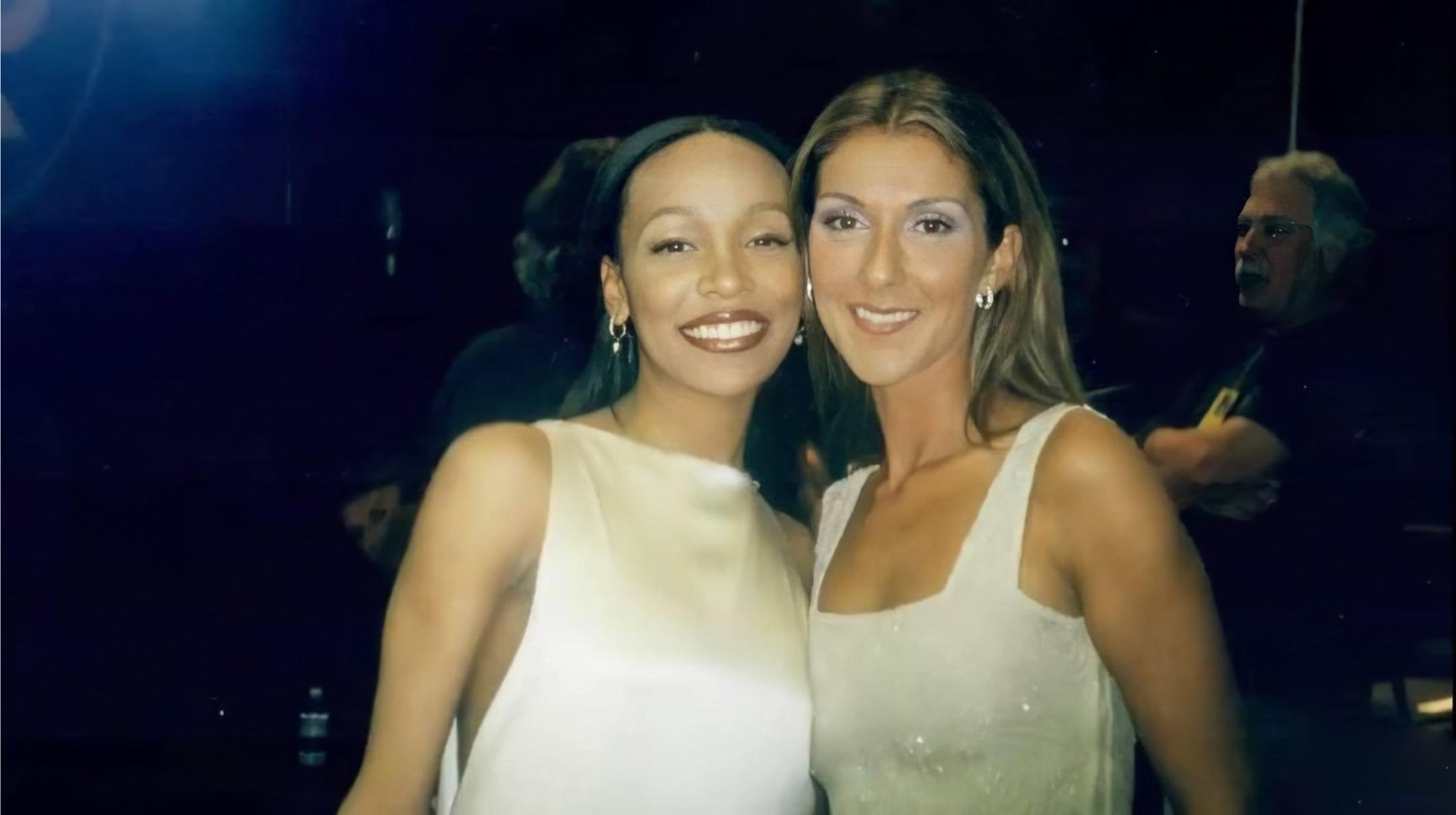 Monica, Céline Dion