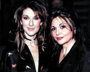 Céline Dion, Sonia Benezra (Archives Le Journal de Montréal, Gilles Lafrance)