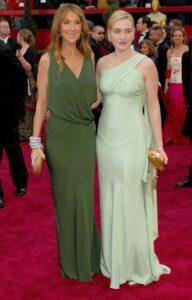Céline Dion, Kate Winslet