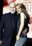 René Angélil, Céline Dion (Source: CBS /Landov)