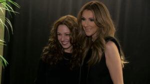 Natasha St-Pier, Céline Dion