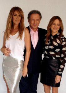 Céline Dion, Michel Drucker, Julie Snyder