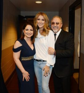 Gloria Estefan, Céline Dion