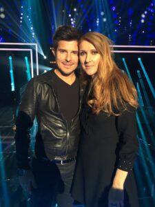 Vincent Niclo, Céline Dion