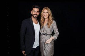 Florent Mothe, Céline Dion