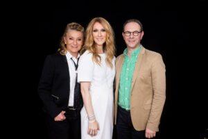 Sheila, Céline Dion, Stéphane Letellier-Rampon