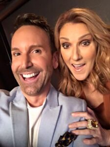 Eric Salvail, Céline Dion