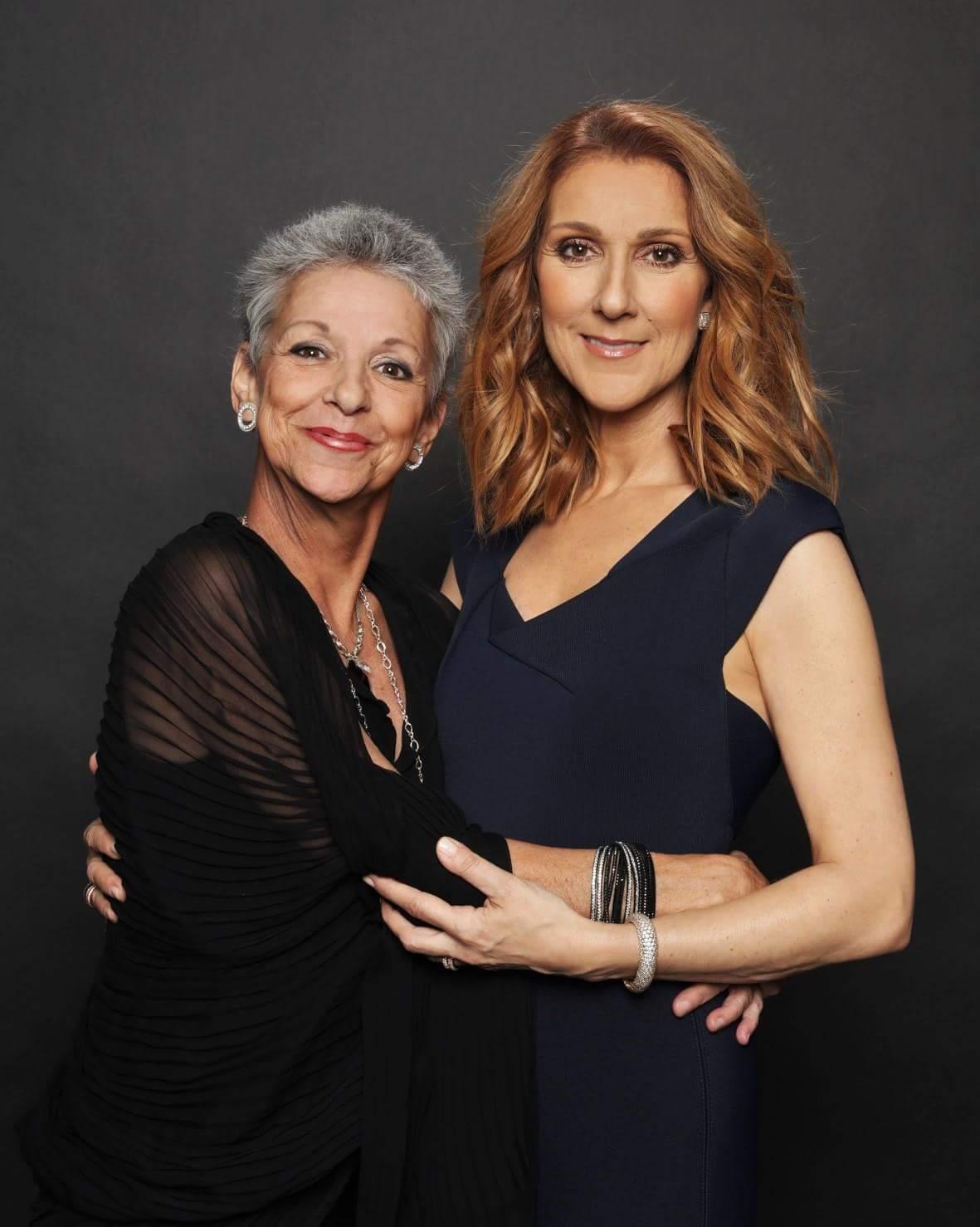 Ghislaine Dion, Céline Dion (Photo Olivier Samson Arcand)