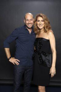 Martin Matte, Céline Dion (Photo: Olivier Samson-Arcand, OSA IMAGES)