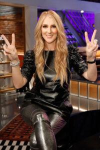 Céline Dion (Credit: Trae Patton/NBC)