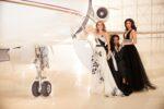 Céline Dion, Law Roach, Zendaya (Dewey Nicks)