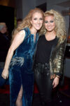 Céline Dion, Tori Kelly (Photo by Lester Cohen/WireImage)