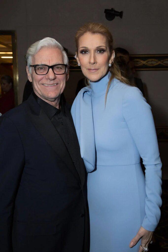 Michel Dion, Céline Dion