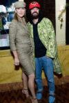 Celine Dion and Alessandro Michele (MJ Photos/WWD/REX/Shutterstock)
