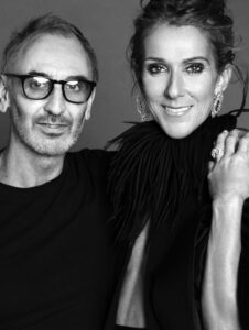Tom Munro, Céline Dion