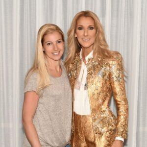 Tamara, Céline Dion (Photo: Cashman)
