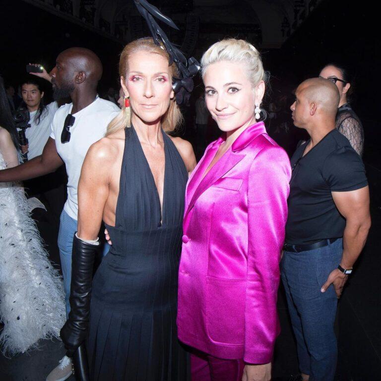 Céline Dion, Pixie Lott