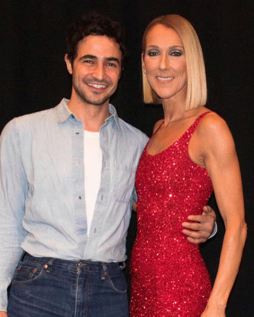 Zac Posen, Céline Dion
