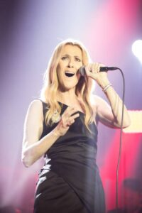 Céline Dion (Photo by Visual China Group via Getty Images)
