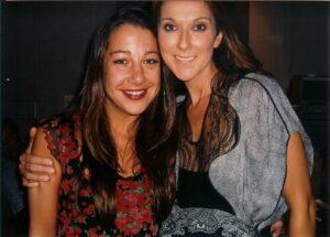 Andrea Miller, Céline Dion