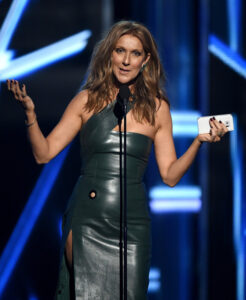 Céline Dion (May 16, 2015 - Source: Ethan Miller/Getty Images North America)