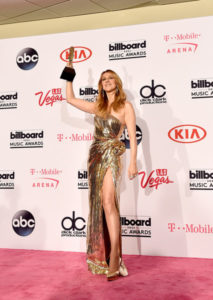 Céline Dion (May 21, 2016 - Source: David Becker/Getty Images North America)