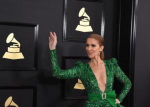 Céline Dion (Feb. 11, 2017 - Source: AFP)