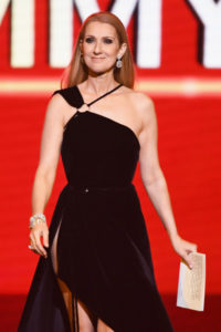 Céline Dion (Feb. 11, 2017 - Source: Kevin Winter/Getty Images North America)