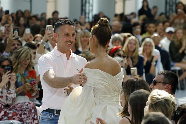 Céline Dion,    Alexandre Vauthier (July 1, 2019 - Source: Getty Images Europe)
