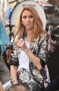 Céline Dion (July 21, 2016 - Source: Michael Loccisano/Getty Images North America)