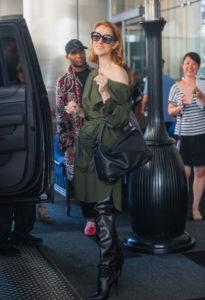 Céline Dion (Sept. 9, 2016 - Source: Gonzalo/Bauergriffin.Com)