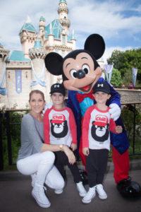 Céline Dion, Eddy & Nelson, Mickey Mouse