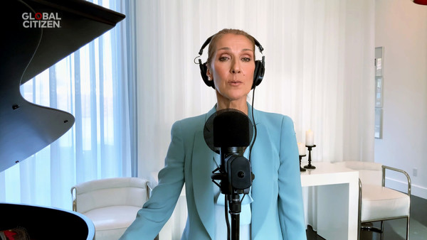 Céline Dion (April 17, 2020 - Source: Getty Images North America)