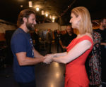 Bradley Cooper, Céline Dion (Sept. 8, 2016 - Source: Handout/Getty Images North America)