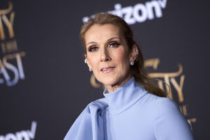 Céline Dion (March 1, 2017 - Source: AFP)