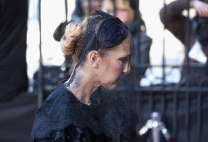 Céline Dion (Jan. 21, 2016 - Source: Tom Szczerbowski/Getty Images North America)