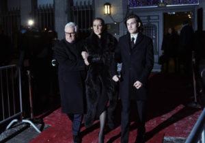 Rene Angelil,    Céline Dion (Jan. 21, 2016 - Source: Tom Szczerbowski/Getty Images North America)